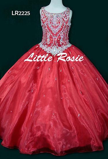Little Rosie LR2225 Red