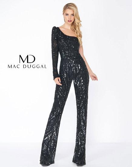 Mac Duggal 4636R Black
