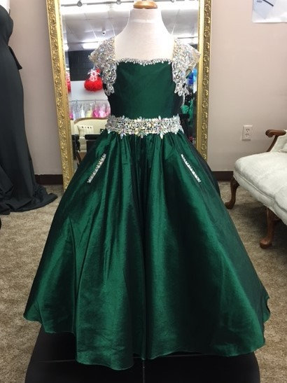 Little Rosie LR2187 Custom Emerald