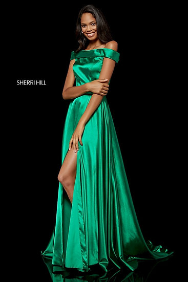 Sherri Hill 52351 Emerald
