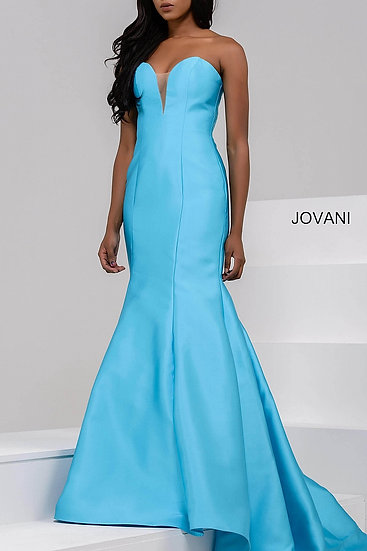 Jovani 31508A Turquoise