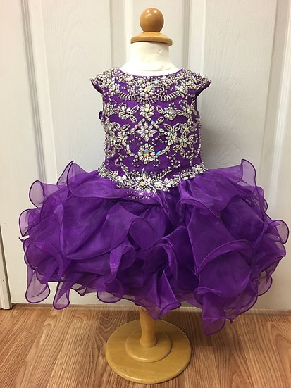 Little Rosie BR1303 Purple