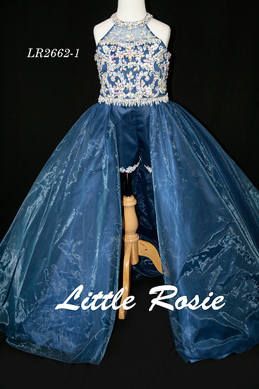Little Rosie LR2662-1 Navy