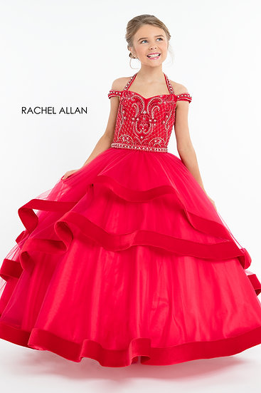 Rachel Allan Perfect Angel 1710 Red