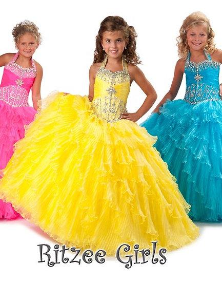 Ritzee TR6235 Yellow