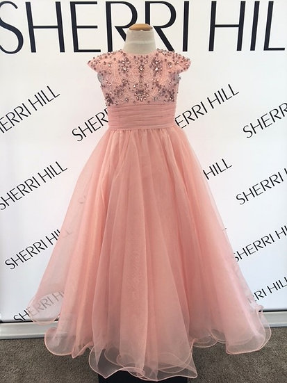 Sherri Hill K51261 Blush
