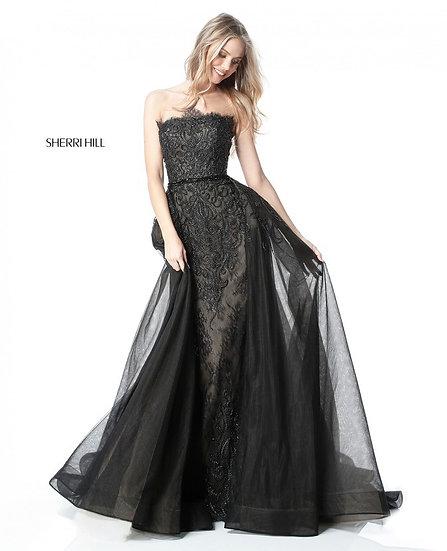 Sherri Hill 51384 Black