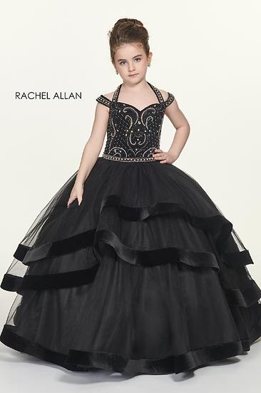 Rachel Allan Perfect Angel 1710 Black