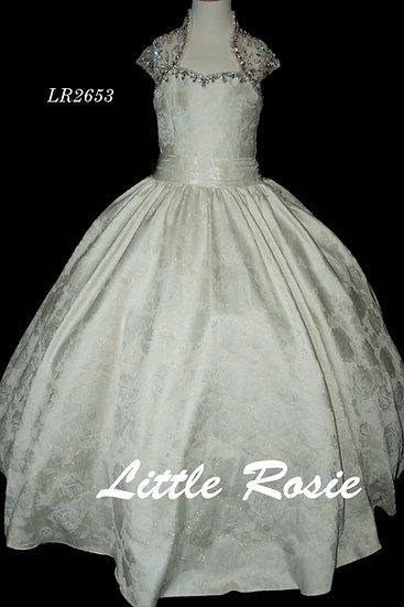 Little Rosie LR2653 Ivory