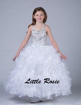 Little Rosie LR2084 White