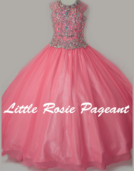 Little Rosie LR2166 Coral