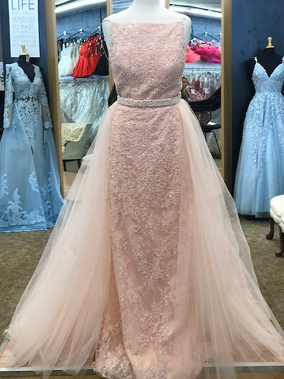 Sherri Hill 51602 Blush/Nude