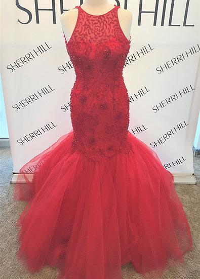 Sherri Hill 32095 Red