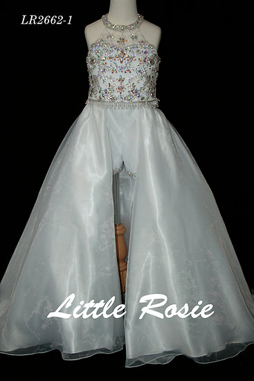 Little Rosie LR2662-1 White