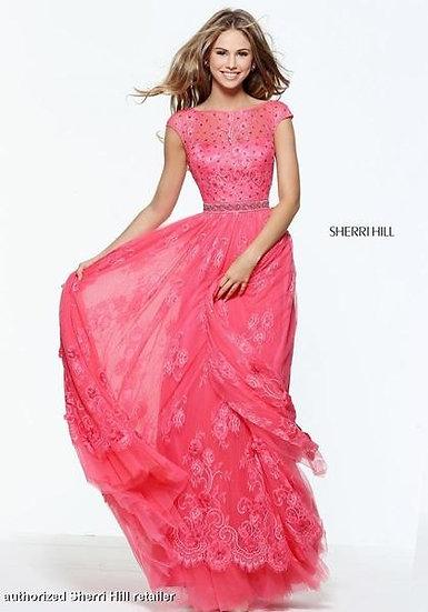 Sherri Hill 50969 Coral
