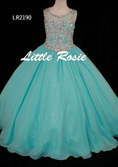 Little Rosie LR2190 Aqua