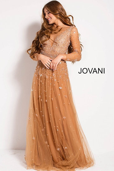 Jovani 48928A Champagne