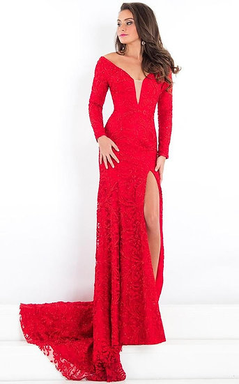Rachel Allan 5941 Red