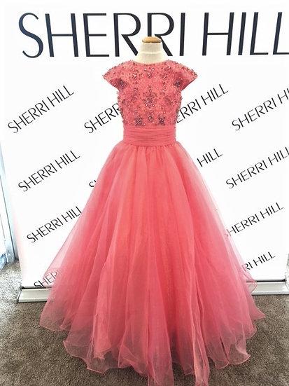 Sherri Hill K51261 Coral