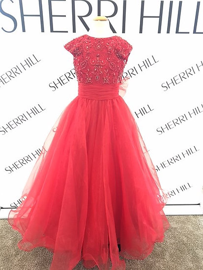 Sherri Hill K51261 Red