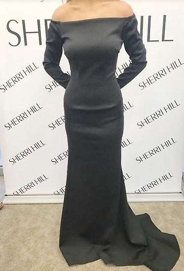 Sherri Hill 52041 Black
