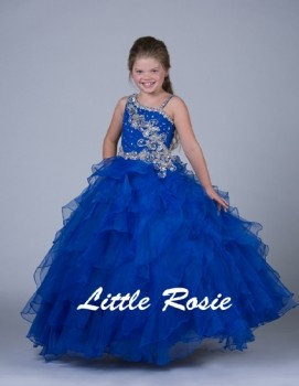 Little Rosie LR2087 Royal