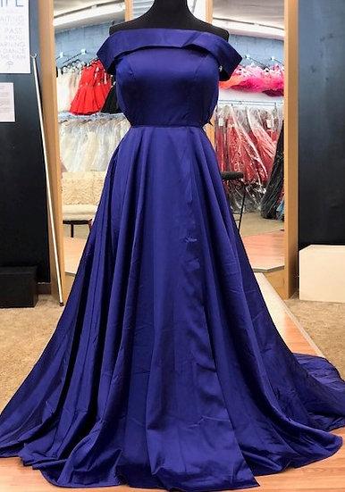 Sherri Hill 52351 Purple