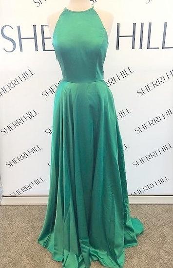 Sherri Hill 52120 Emerald