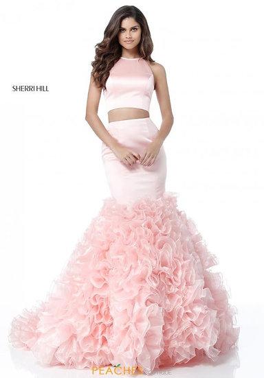 Sherri Hill 51801 Blush