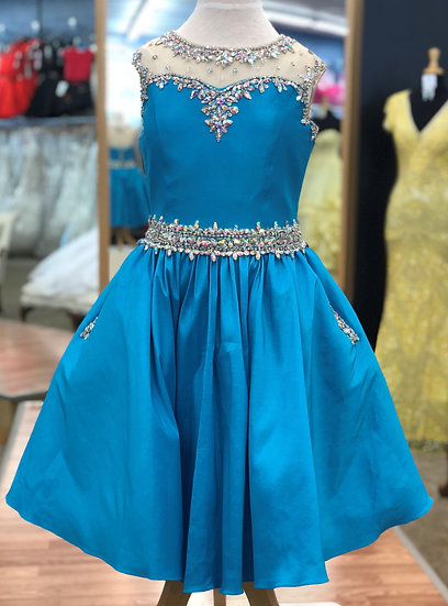 Little Rosie JR017 Turquoise