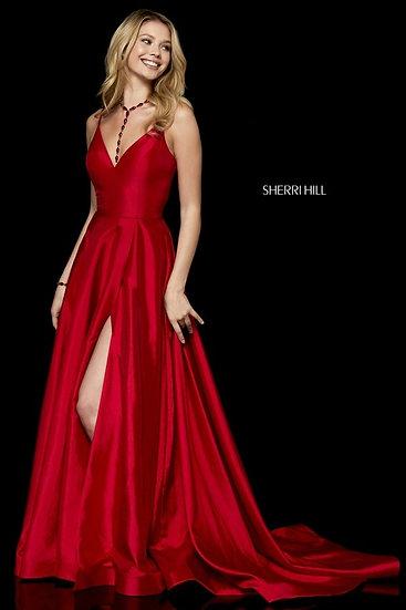 Sherri Hill 52245 Red