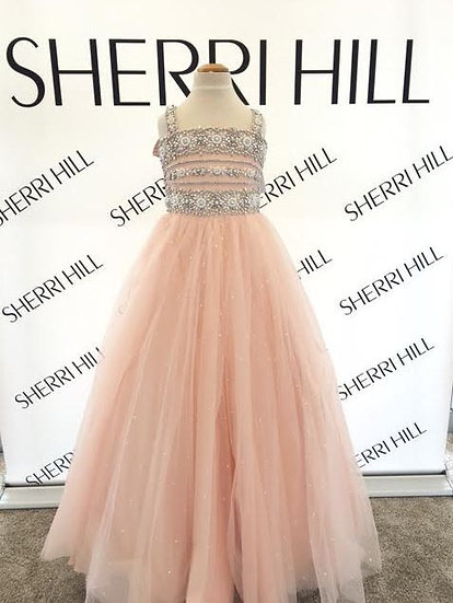 Sherri Hill K51453 Blush
