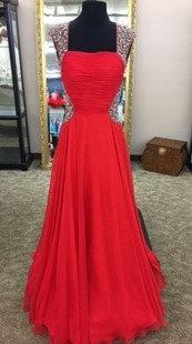 Rachel Allan 828 Red