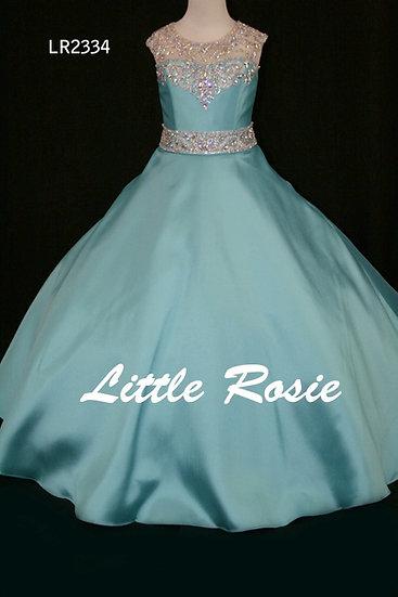 Little Rosie LR2334 Turquoise