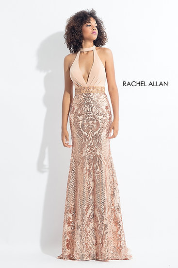 Rachel Allan 6190 Rosegold