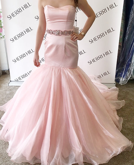Sherri Hill 50992 Blush