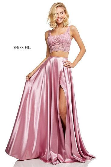 Sherri Hill 52600 Rose