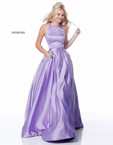 Sherri Hill 51587 Lilac