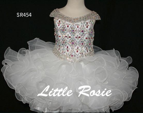 Little Rosie SR454 White*