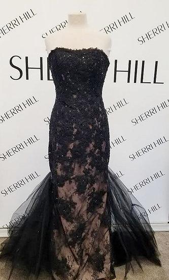 Sherri Hill 51769 Black