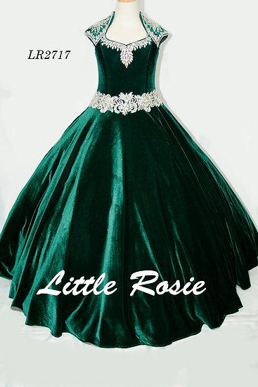 Little Rosie LR2717 Emerald