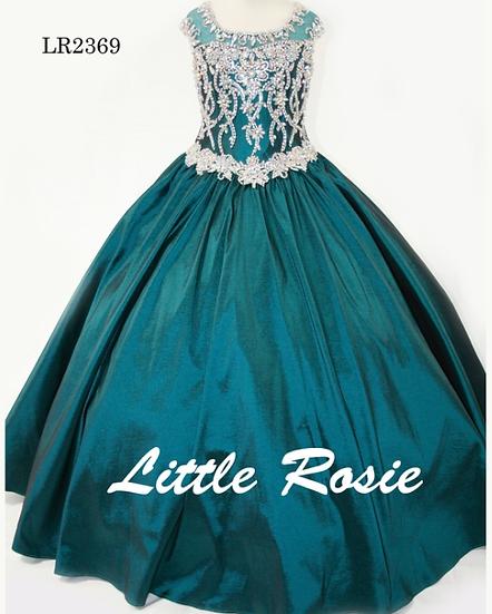 Little Rosie LR2369 Peacock