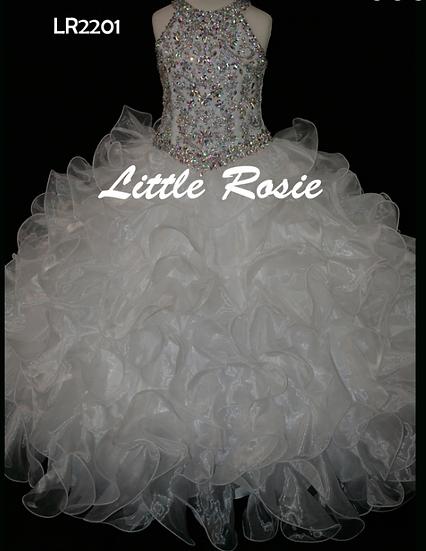 Little Rosie LR2201 White