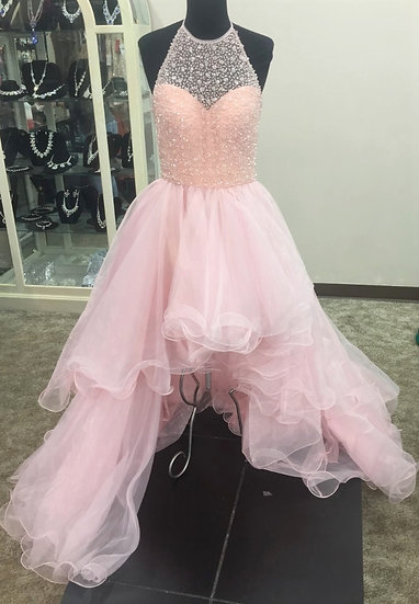 Sherri Hill 51140 Blush