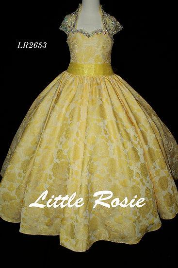 Little Rosie LR2653 Yellow