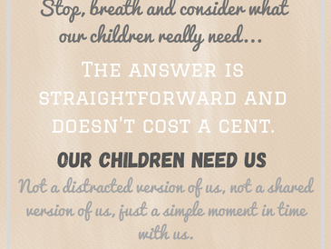 What's the Cost of a Happy Child?
