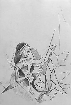 art, sketch