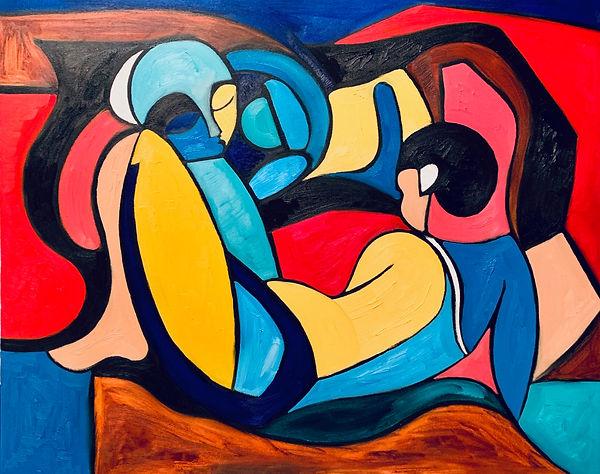 max hembrow art, max hembrow paintings, max hembrow, maximillian hembrow art