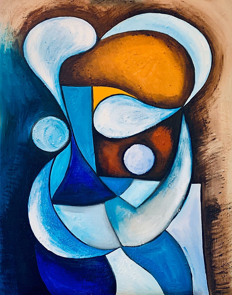 max hembrow art, max hembrow paintings, maximillian hembrow, max hembrow, abstract art, cubism, contemporary artist, emerging artist, london art gallery, kings road chelsea, kings road, abstract painting,