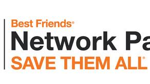 Best Friends Animal Society Network Partner!